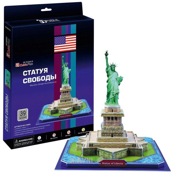 Фото CubicFun Статуя Свободы (C080h)