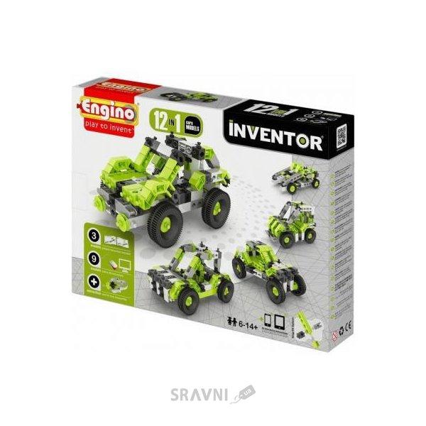 Фото ENGINO Inventor 12 в 1 1231 Автомобили