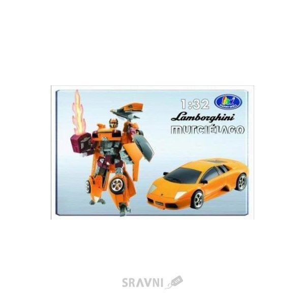 Фото Happy Well 1:18 V-Create Construction Set 3in1 50140 Lamborghini Murcielago