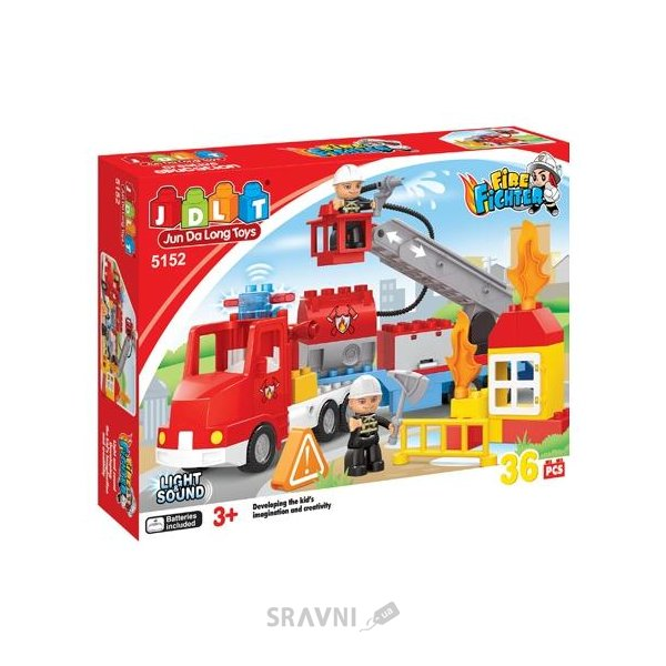 Фото JDLT Fire Fighter 5152