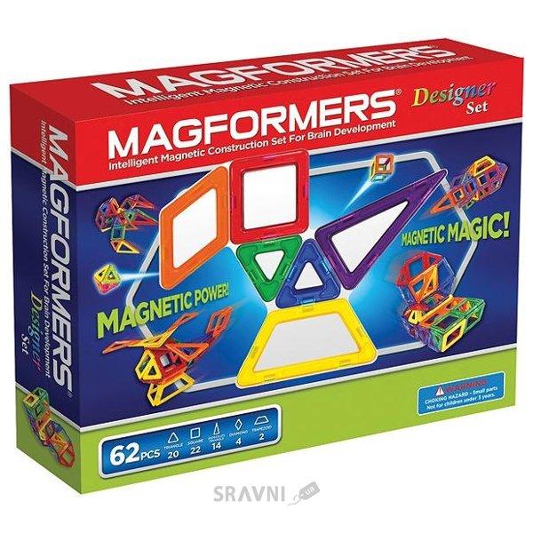 Фото Magformers Designer Set 63081
