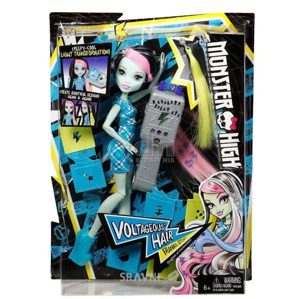 Фото Mattel Monster High Салон Стильновольтных причесок Френки (DNX36)