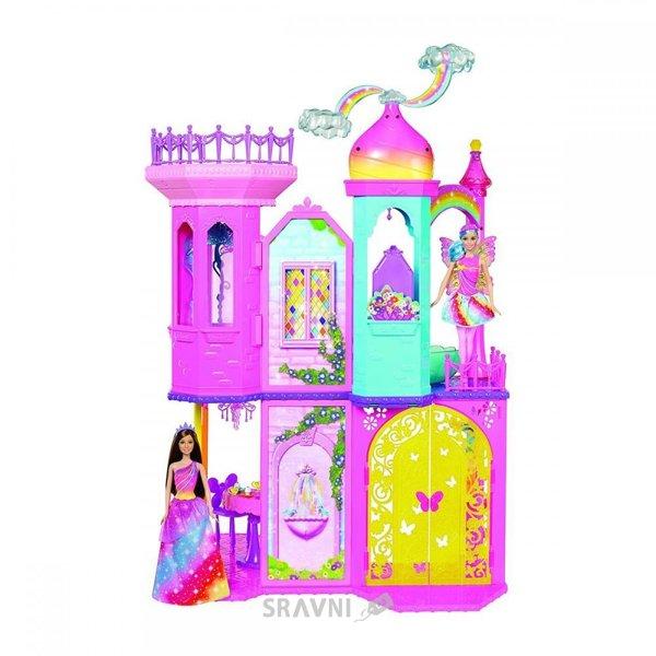 Фото Mattel Barbie Радужный дворец (DPY39)