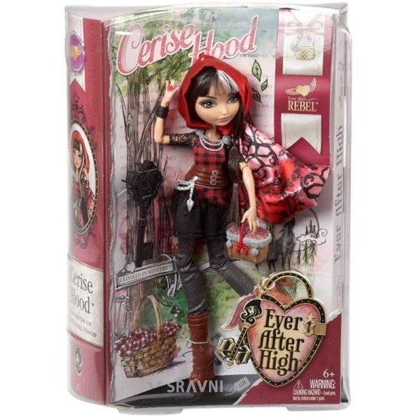 Фото Mattel Ever After High Сказочные бунтари, в ассорт. (BBD41)
