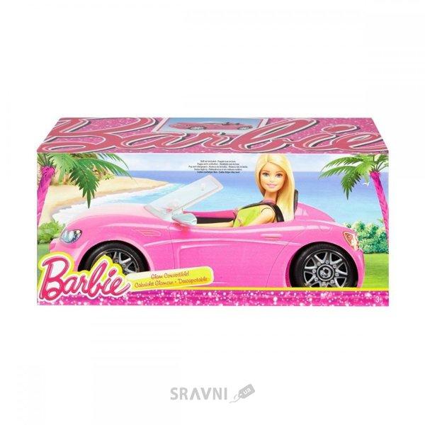 Фото Mattel Гламурный кабриолет Barbie (DGW23)