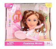 Фото Defa Кукла для моделирования причесок (8056)