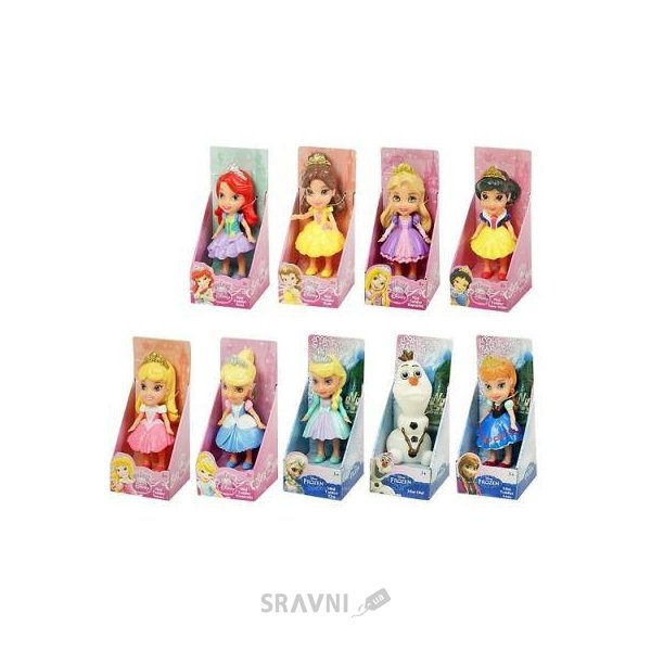 Фото JAKKS Pacific Кукла Disney в ассортименте (75896)