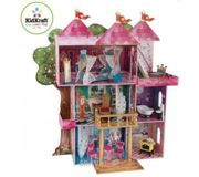 Фото Kidkraft Storybook Mansion (65878)