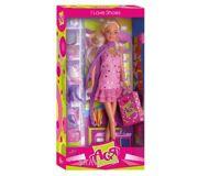 Фото Toys Lab Я люблю обувь 28 см, блондинка в блестящем платье (35025)
