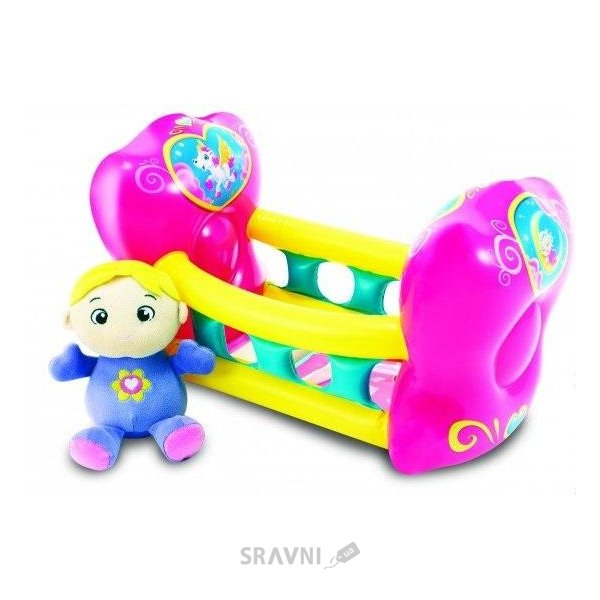 Фото WOW Малышка в колыбели (3150PW)