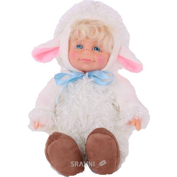 Фото ЧудиСам Кукла в костюме овечки (B151/1)