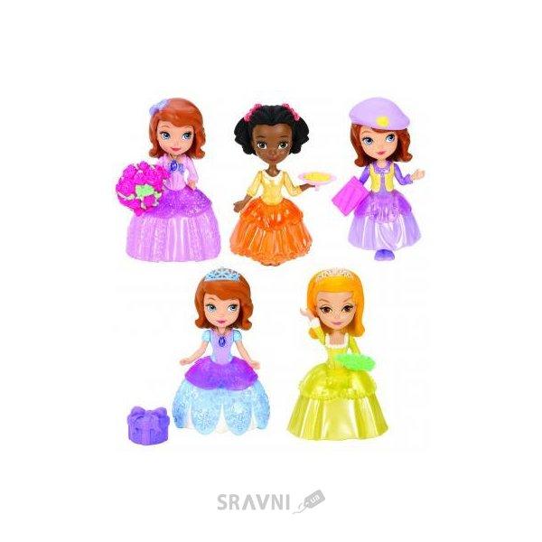 Фото Mattel Принцесса Дисней София Первая, в ассорт. (Y6628)