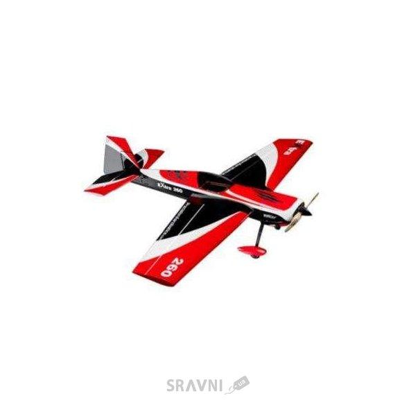 Фото Precision Aerobatics Самолет Extra 260 ARF (PA-EXT-RED)