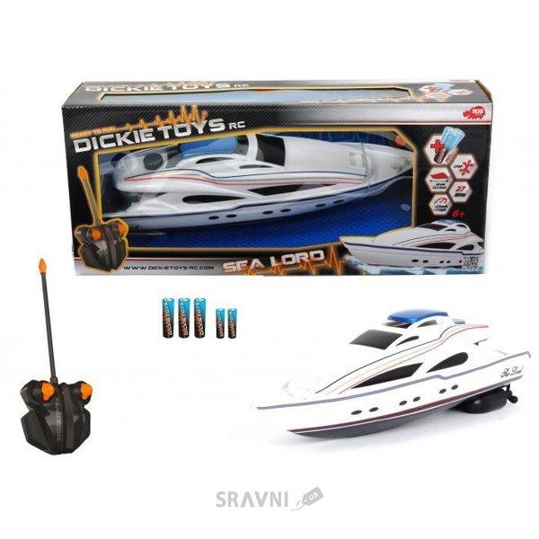 Фото Dickie Toys Радиоуправляемый катер Лорд (1119548)