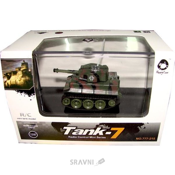 Фото Happy Cow Tank-7 Германия (HC-777-215g)