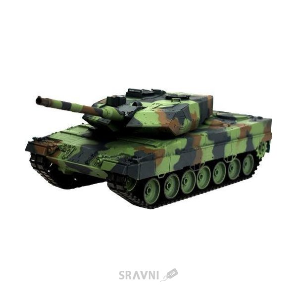 Фото Heng Long 1:16 German Leopard II A6  (3889-1PRO)