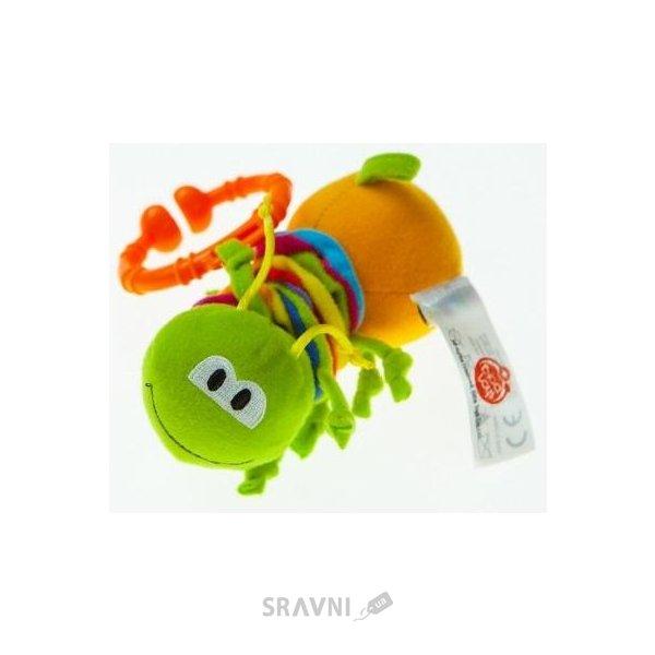 Фото Biba Toys Жизнерадостная гусеничка (993DS)