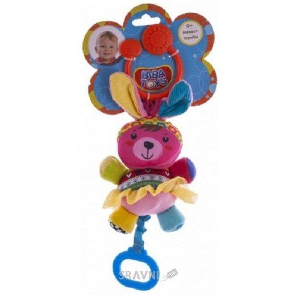 Фото Biba Toys Подвеска Счастливая крольчиха (902H)