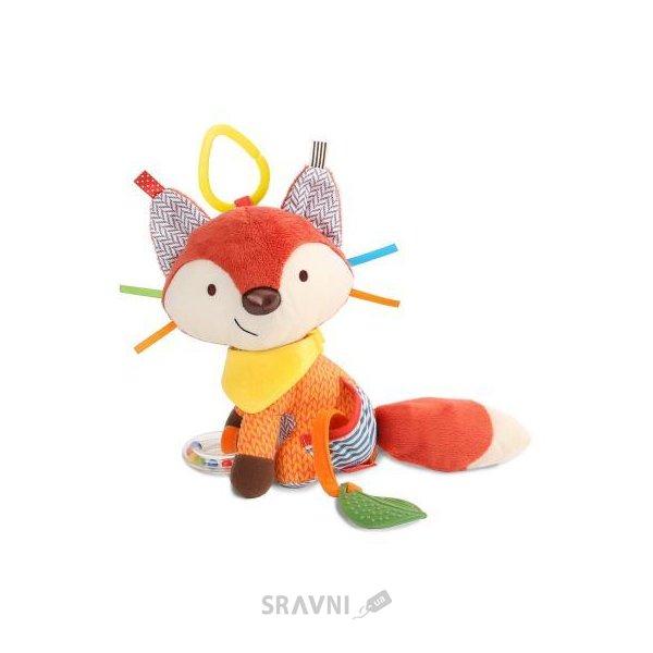 Фото Skip Hop Развивающая игрушка Лисенок (306206)