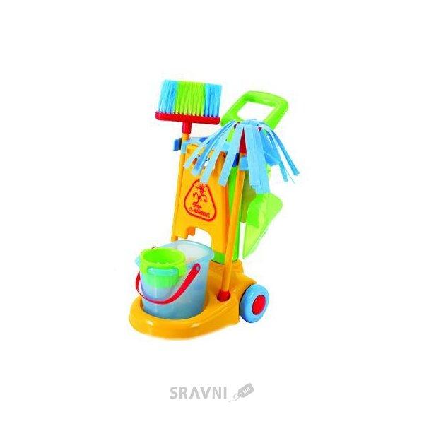 Фото PlayGo Набор для уборки 7 предметов (3450)
