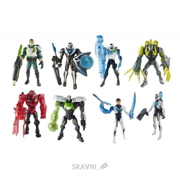 Фото Mattel Max Steel Вооруженный герой (Y9507)