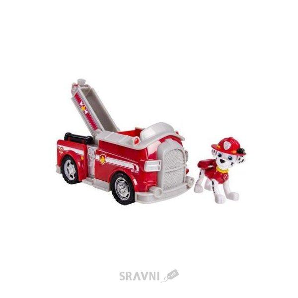 Фото Spin Master Спасательный автомобиль с фигуркой Маршал (SM16601-2)