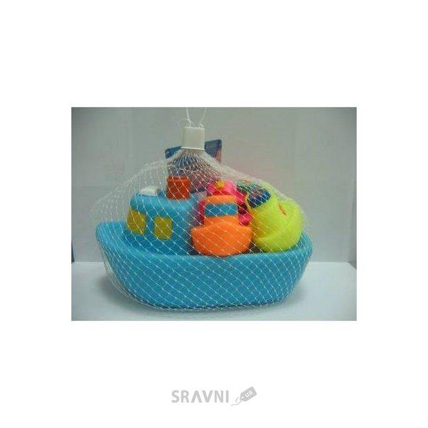 Фото Grow-Up Toys Набор для ванной Кораблики (287SM)