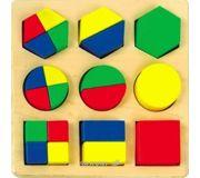 Фото Мир деревянных игрушек Дроби большие (Д058)
