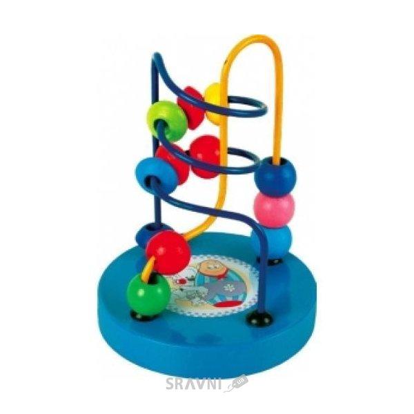 Фото Мир деревянных игрушек Лабиринт №5 (Д193)