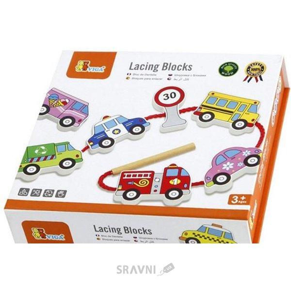 Фото Viga Toys Автотранспорт (59851VG)