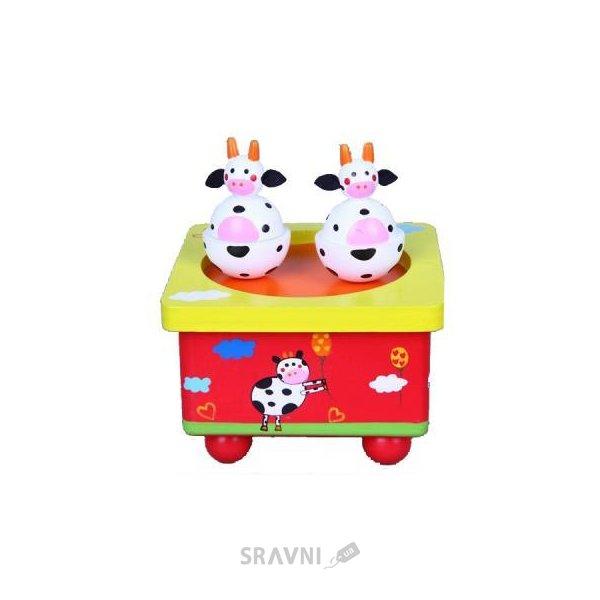 Фото Viga Toys Музыкальная шкатулка (51192)