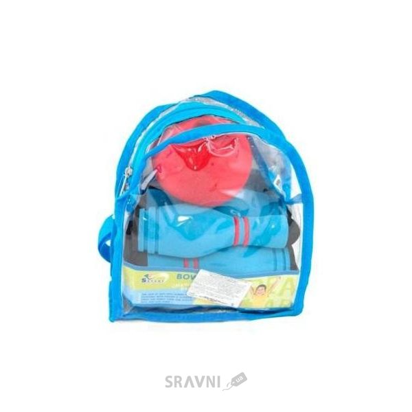 Фото SafSof Мини-боулинг в сумке (MBB-05(B))