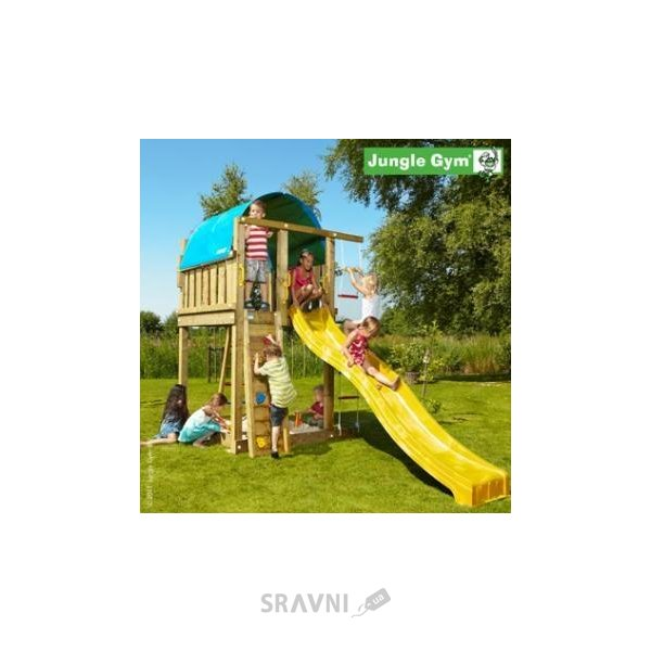 Фото Jungle Gym Игровой комплекс Villa 401_020