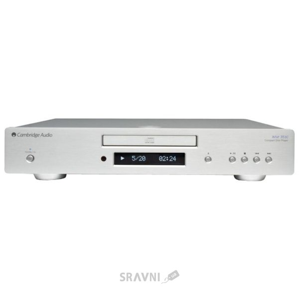 Фото Cambridge Audio Azur 351C