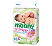 Фото Moony S 4-8 кг (84 шт.)