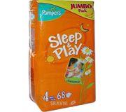Фото Pampers Sleep&Play Maxi 4 (68 шт.)