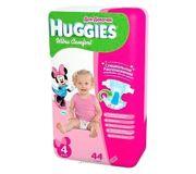 Фото Huggies Ultra Comfort для девочек 4 (44 шт.)