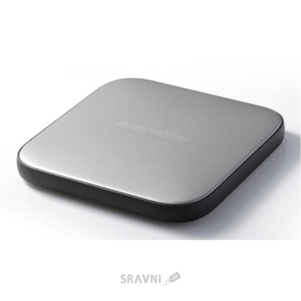 Фото Freecom 1TB Mobile Drive Sq TV Slim USB 3.0 (56156)