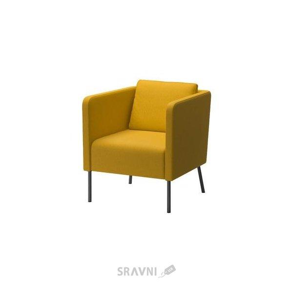 Фото IKEA Кресло ЭКЕРЁ TM04662204 желтый (002.628.79)