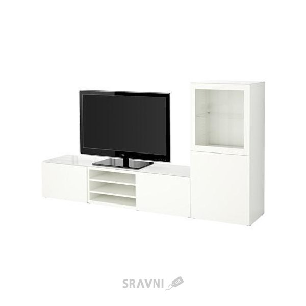 Фото IKEA BESTA Шкаф для ТВ (690.986.31)
