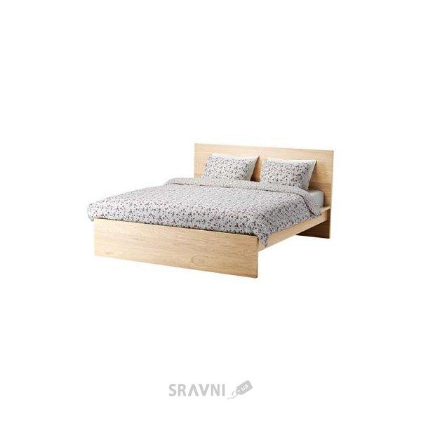 Фото IKEA MALM Каркас 140x200 без основы под матрас (590.225.47)