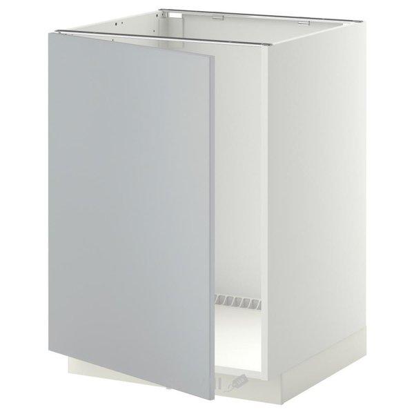 Фото IKEA METOD Шкаф под раковину (899.161.59)