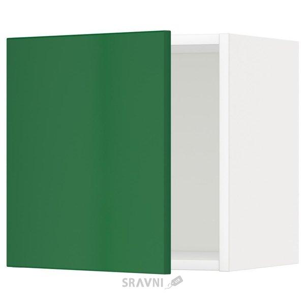 Фото IKEA METOD Шкаф навесной, белый 40x40 (790.538.92)