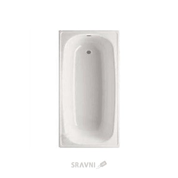 Фото Aquart Ванна прямоугольная 150x70 см (B50E1200Z)