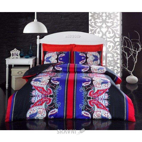 Фото Cotton Box YAGMUR KIRMIZI двуспальный Евро 01007707