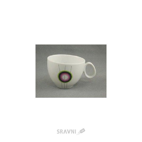 Фото Cmielow Набор чайных чашек без блюдец Quebec E823 250 мл