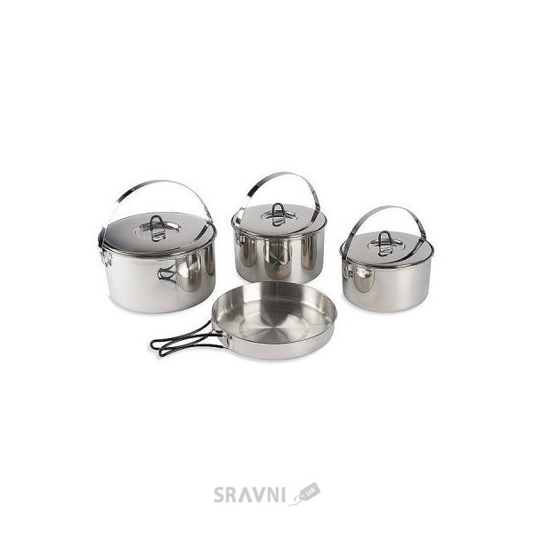 Фото Tatonka Набор посуды Family Cook Set L