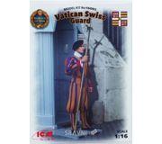 Фото ICM Швейцарский гвардеец стражи Ватикана (16002)