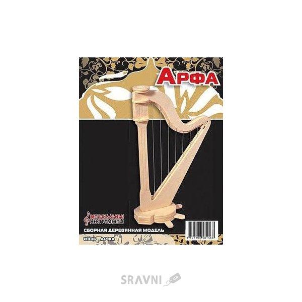Фото Мир деревянных игрушек Арфа (И006)