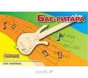 Фото Мир деревянных игрушек Бас-гитара (И002)